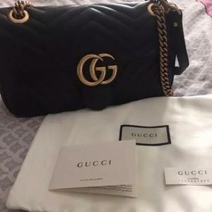 Gucci Marmont Flap